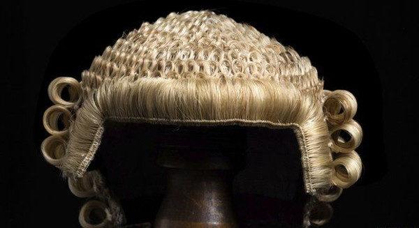 Lawyers Wig