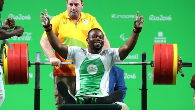Kehinde Paul: Winning with Disability