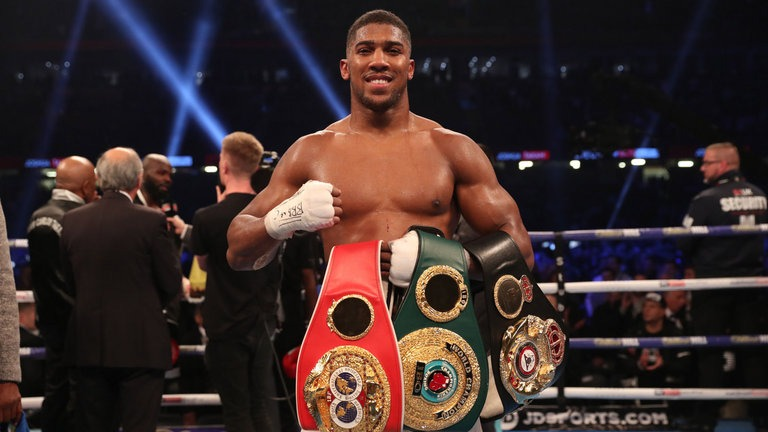Joshua Anthony: Boxing His Way To Fame