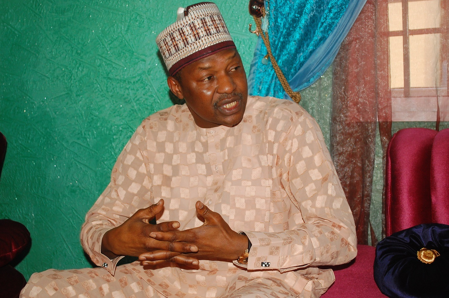 Corrupt Governors, Judges and 2019: My Story –  Abubakar Malami
