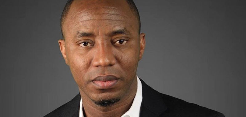Buhari Is Done – Omoyele Sowore