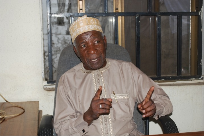 Buhari Wanted Nothing To Do With Tinubu, I Organised Alliance – Buba Galadima