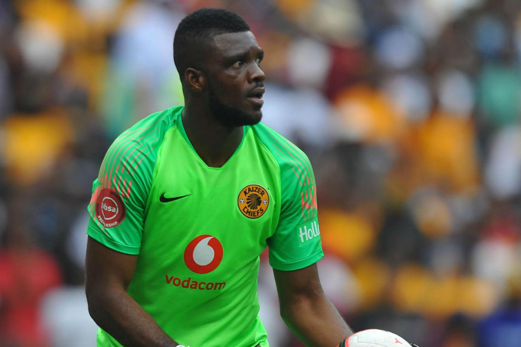 Super Eagles goalkeeper to be eligible for South African citizenship