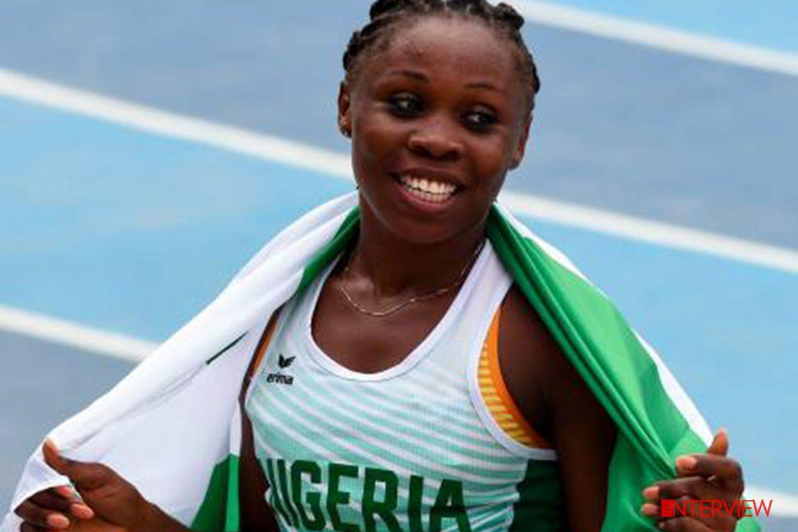 I Must Work Harder To Remain Champion – African Games triple jump champion, Grace Anigbata