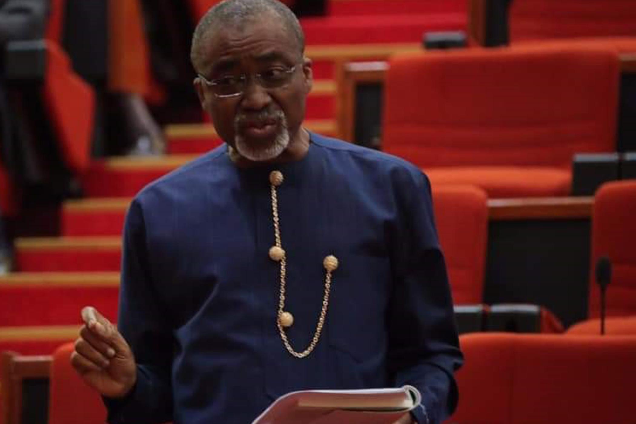 Ndigbo have been marginalised for so long, we demand equal treatment — Senator Enyinnaya Abaribe